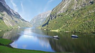 Nærøyfjorden - UNESCO verdensarven