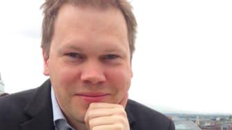 Pontus Lindqvist, ny IT-direktör på Menigo