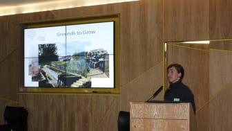 Saracen House hosts Grounds to Grow