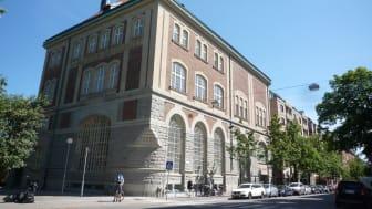 Studiefrämjandet Stockholm, Brygghuset, Norrtullsgatan 12N i Stockholm