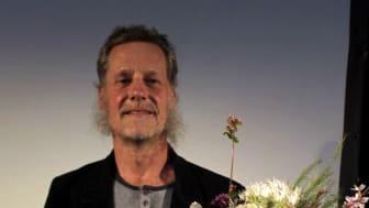 Karl Magnus Melin, timmerman och doktorand vid Göteborgs universitet.