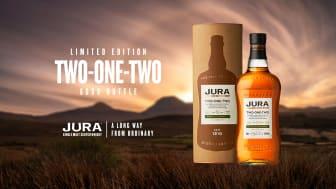 JURA släpper whiskyn Two-One-Two på Systembolaget, en hyllning till öns 212 invånare.