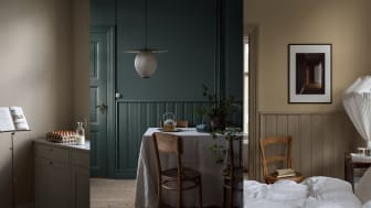 Linen Second Edition - Timeless wallpaper for tranquil homes