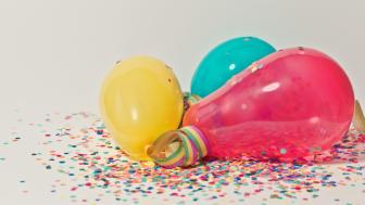 Derfor skal du bruge helium balloner til din næste fest