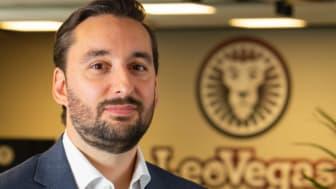 Dersim Sylwan, sedan 1 januari chief marketing officer på LeoVegas.