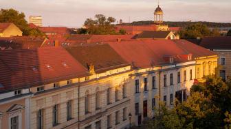 Die perfekte Reisezeit - Potsdam im Herbst