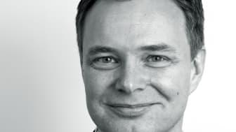 Johan Granlund, chef Restaurangtjänster, Martin & Servera Restauranghandel