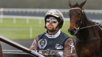 Kommer en häst tränad av Daniel Redén vinna Elitloppet 2020? Foto:THOMAS BLOMQVIST