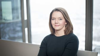 NY LEDER. Lillian Røstad skal lede Sopra Steria Business Consulting i Norge Foto: Sopra Steria
