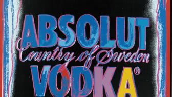 Spritmuseum - Absolut Art Collection - Andy Warhol - Absolut Warhol (1985)
