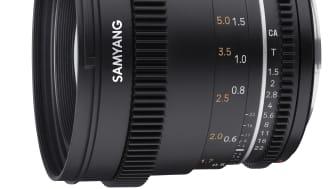 Samyang VDLSR MK2_50mm_Top
