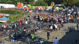 Carglass deltar i Triathlon för Afrika Tikkun