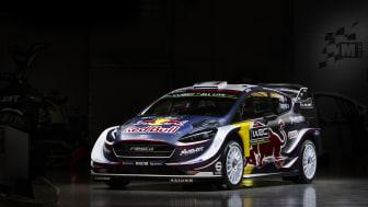 Ford își extinde implicarea în WRC sprijinind prin divizia Ford Performance echipa M-Sport Ford World Rally Team în 2018