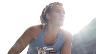 Anna Swenn Larsson genomgick en lyckad operation för sitt fotledsbrott, men att hon ska vara tillbaka till VM i Cortina anses inte realistiskt. Foto: SSF