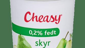 Arla Foods tilbagekalder Cheasy Skyr pære/vanilje 500 g