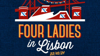 Fred. Olsen Cruise Lines looks ahead to inaugural fleet get-together as one-year countdown launched for 'Four Ladies in Lisbon'