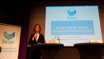 Delmi-rapport: Varför är det så svårt att utvisa flyktingar?