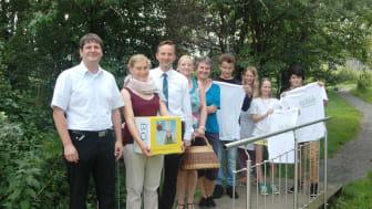 Für mehr Leben im Schulgarten