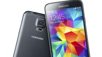 Samsung visar upp Galaxy S5 och fokuserar på vad som betyder mest för dig