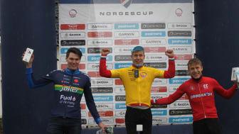 Seier til LaForce, Fougner, Sveum og Johannessen på NorgesCup nr 3 på Spikkestad