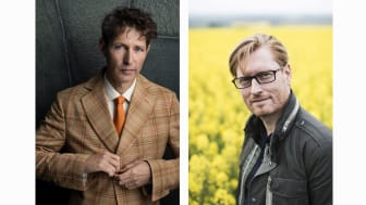 Stefan Ahnhem og Anders de la Motte