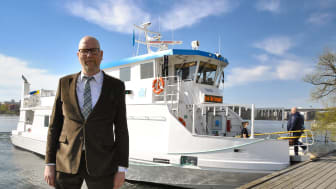 Gustav Hemming (C) är ansvarig för tillväxt- och samhällsplaneringsfrågorna i Region Stockholm.