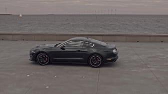 Mustang Bullitt-video
