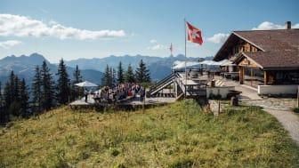 Hochzeit auf Wasserngrat im Berner Oberland (c) Wasserngrat