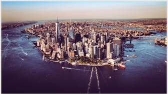 New York City: Thousands of hotels, venues and thrilling entertainment