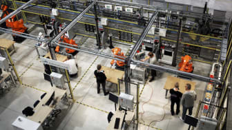 Produktionstekniskt centrum är navet för den nya satsningen.