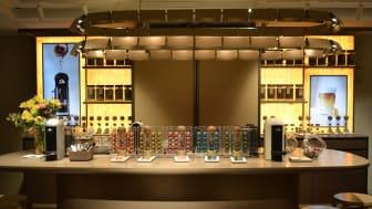Globalt koncept från Nespresso till Sverige – hållbarhet, sensorik och upplevelsen i fokus