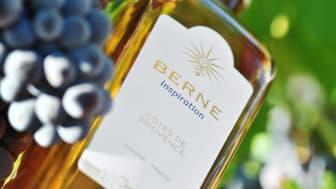 Nytt namn på det fyrkantiga rosévinet - Berne Inspiration