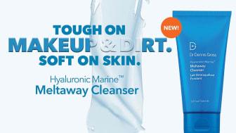 Nyhet: Dr Dennis Gross Skincare Hyaluronic Marine Meltaway Cleanser