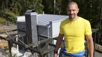 Finja Betongs inspirerande bygga hus-serie Björn bygger bo gör succé