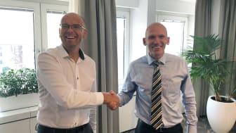 Ernströmgruppen förvärvar Ouman koncernen och genomför sitt största förvärv någonsin