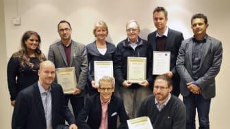 Medtechföretaget Solutions for Tomorrow prisade i Go Global Medtech-programmet