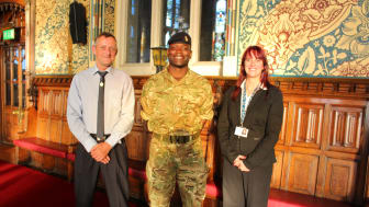 Army Celebrates Close Links with Rochdale Borough Council