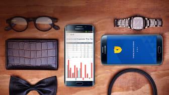 Inspiration och energi hela arbetsdagen med  Samsung Galaxy S6 och Galaxy S6 edge
