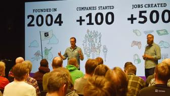 Västsvenska startups i fokus under Play My Game