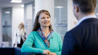 Om målet enbart är jämställdhet, kommer det inte att fungera, menar Nestlés nordiska HR-direktör, Mikala Larsen.
