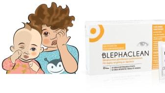 Förkylningssäsong: De vanligaste frågorna om kladdiga ögon hos barn