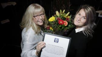Lärjeåns Kök och Trädgårdar och Estrella vann Nyttigaste Affären år 2017. Foto: Björn OIsson