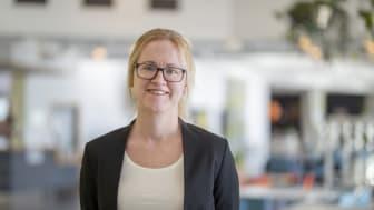 Anna Syberfeldt, professor i produktionsteknik vid Högskolan i Skövde. Foto: Högskolan i Skövde