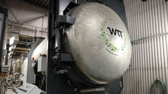 Woodsafe Exterior WFX anläggning-