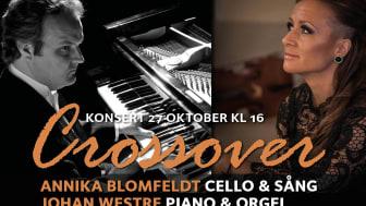 Konsert med Annika Blomfeldt och Johan Westre