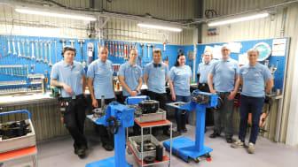 Alftaprodukter AB blir certifierad partner till Bosch Rexroth