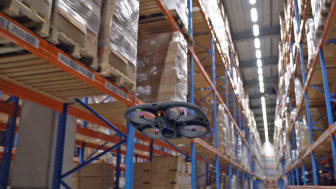 DSV improves warehouse operations with drone system