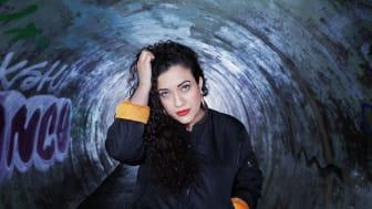 Athena Farrokhzad. Foto: Carla Orrega Valiz