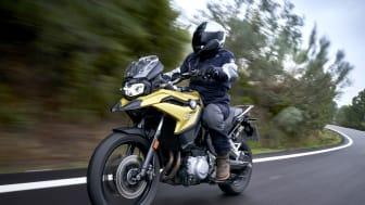 Nyheter fra BMW Motorrad: Nå kan du lease tohjulsdrømmen