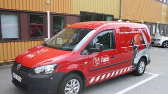 Ännu bättre service i stockholmstrafiken med Falck Vägservicebil